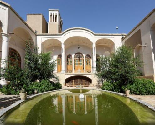 Morshedi house kashan