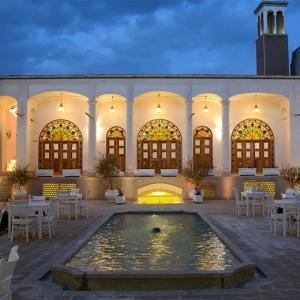 Ariana-Hotel-Spa-kashan Iran
