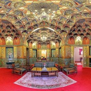 Hotel Abbasi Isfahan Iran