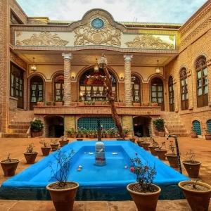Arian hostel Tehran Iran